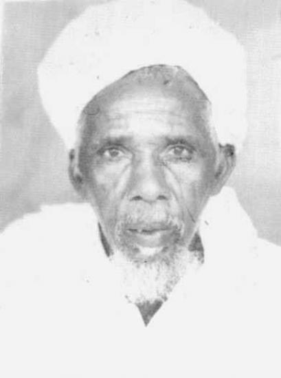 Cheikh Ahmad Al Mahi surnommé Abunashaykh